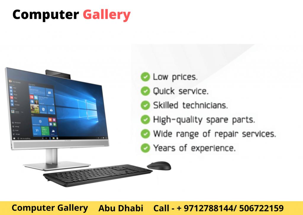 Computer repair abu dhabi